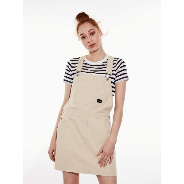 Michigan pinafore dress-Kjole-Dr.Denim-XS-kaoz