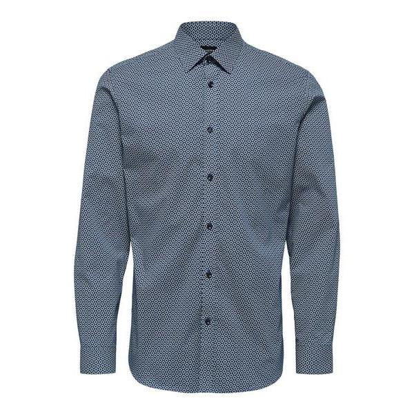Pen-Harper Shirt-Skjorte-Selected Homme-S-kaoz