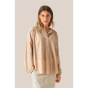 Second Female Auso Ls Blouse-Skjorte/bluse-Second Female-XS-kaoz