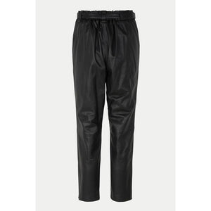 Second Female Indie Leather Trousers-Bukse-Second Female-XS-kaoz