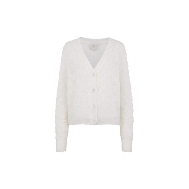 Second Female Palm Knit Cardigan-Cardigan-Second Female-XS-kaoz
