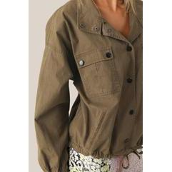Second Female Sage Longsleeve Jacket-Jakke-Second Female-XS-kaoz