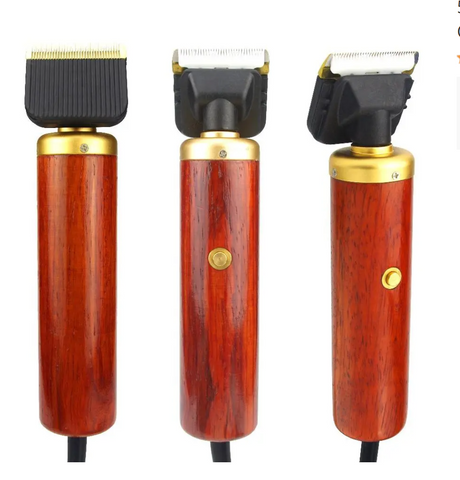 Professional Dog Grooming Clippers With 3 Blades