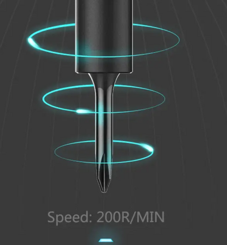 Speed and rotation of the 1F 64 Wow Stick