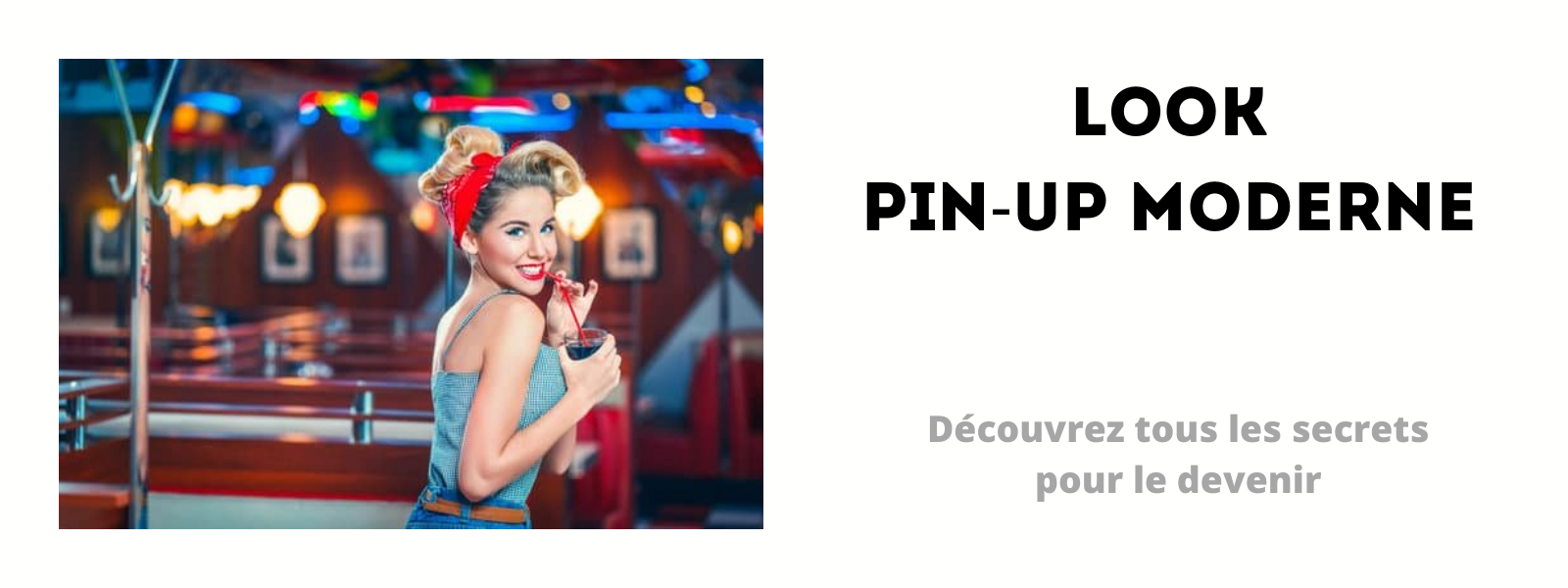 look pin up moderne pin up girl
