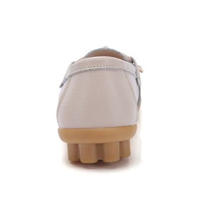 Chaussure pin up <br> Plate Beige