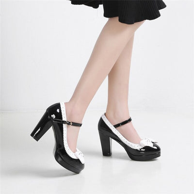 Chaussure Pin Up <br> Paris