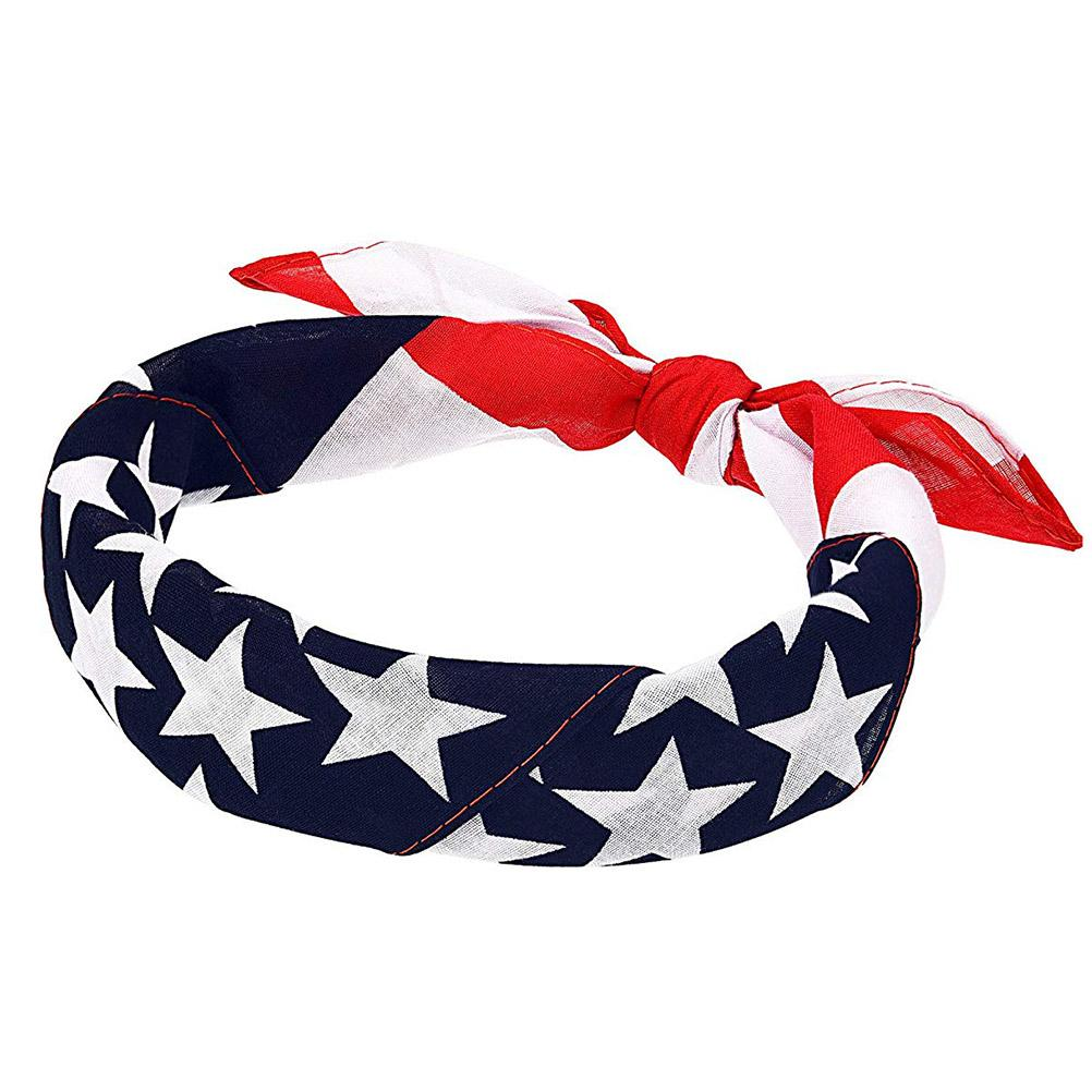 Bandeau Pin up Americain