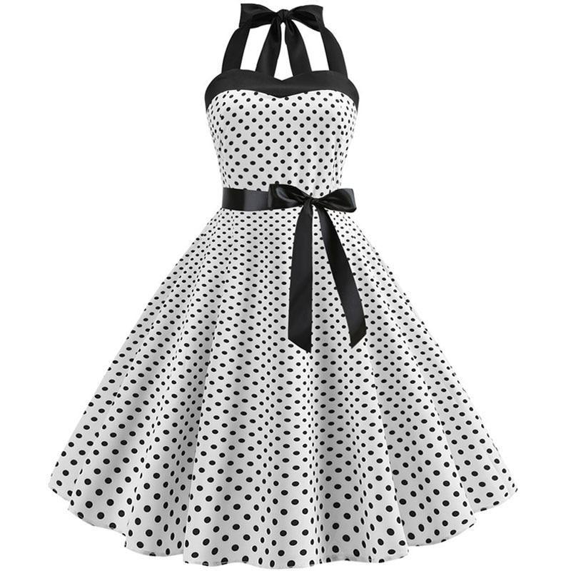 Robe pin up Bustier