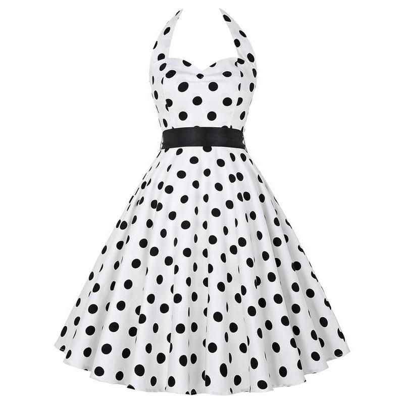 Robe pin up classe
