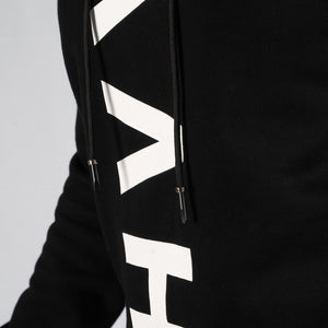 Team HVY REP Black / White Hoodie