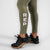 Nuluxe HVY REP Artillery Green / White Leggings