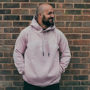 Wghtlifting Performance Hoodie in Dusky Pink
