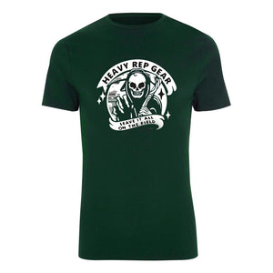Reaper Active Blend Heather Forest T-Shirt
