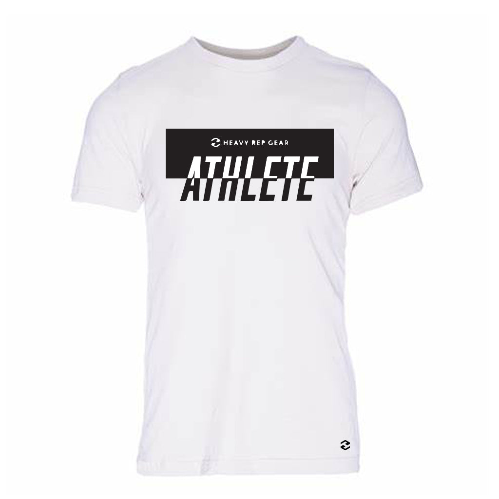 Athlete Luxe White T-Shirt