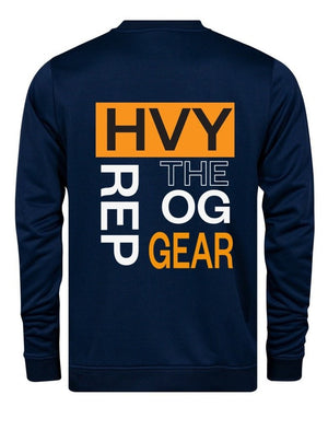 OG Flex Navy Sweatshirt