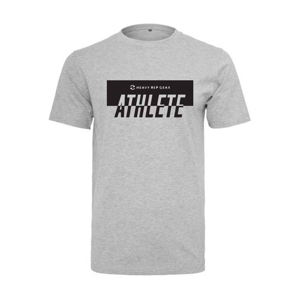 Athlete Luxe Heather Grey T-Shirt