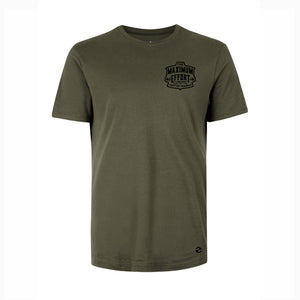 Max Effort Active Blend Heather Lieutenant T-Shirt