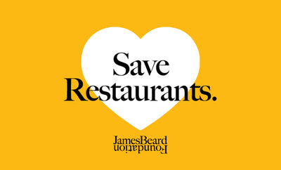 OUR CAUSE: SAVE BIPOC RESTAURANTS
