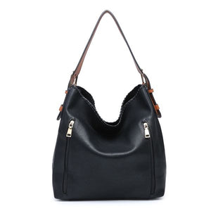 Alex Hobo by Jen & Co in Black