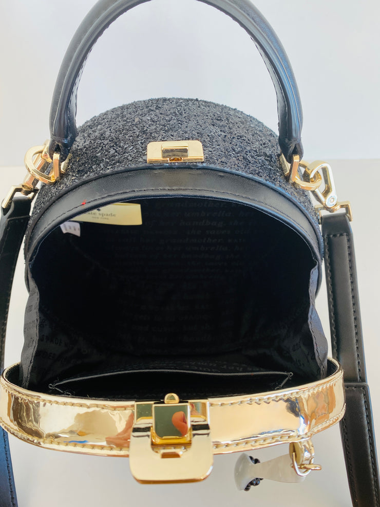 Limited Edition Kate Spade Finer Things Caviar Bag