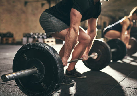 Weight lifting to increase testosterone