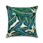 Coussin Jungle 18