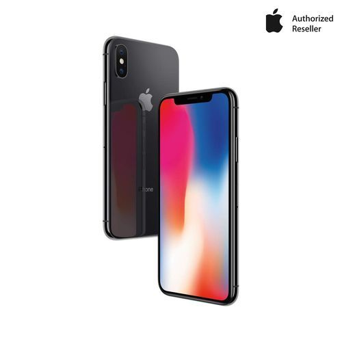 Apple iPhone X (256GB ROM, 3GB RAM)
