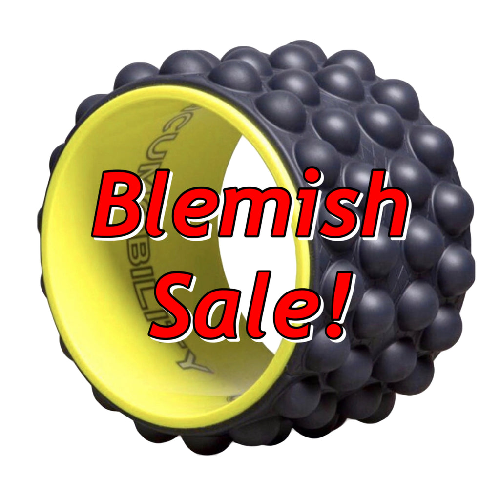 Ultimate Back Roller Blemish Sale