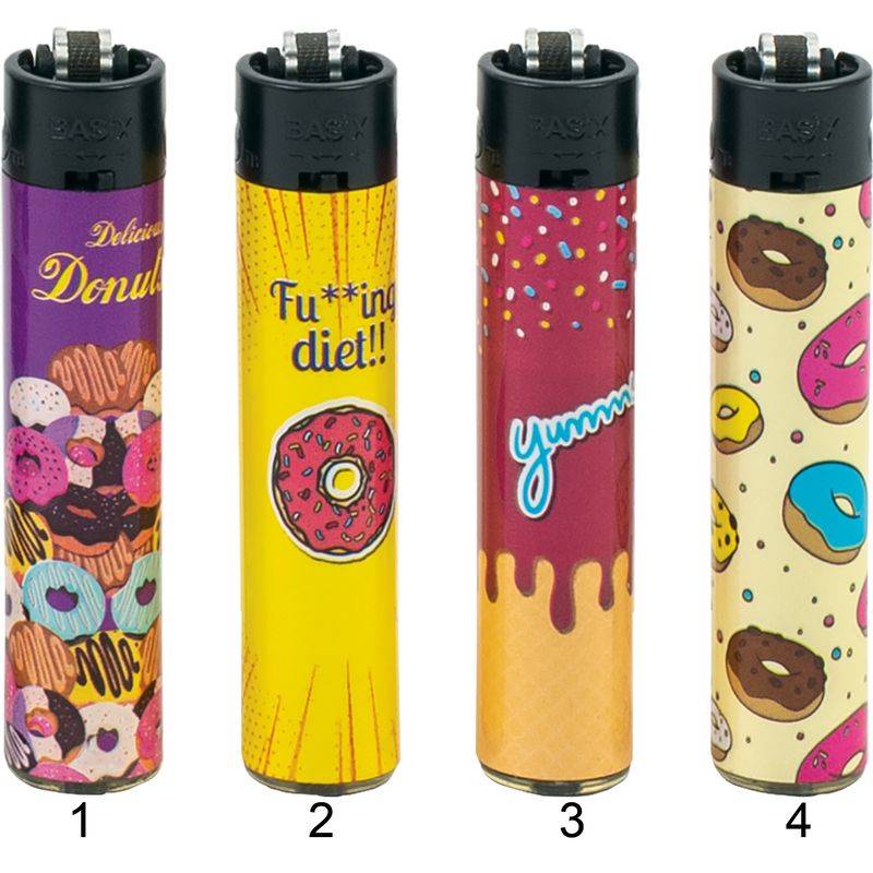 Festival Donuts Lighters