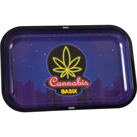 Neon Nights - Rolling Tray