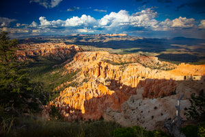 Bryce Canyon and the Aquarius Plateau.
