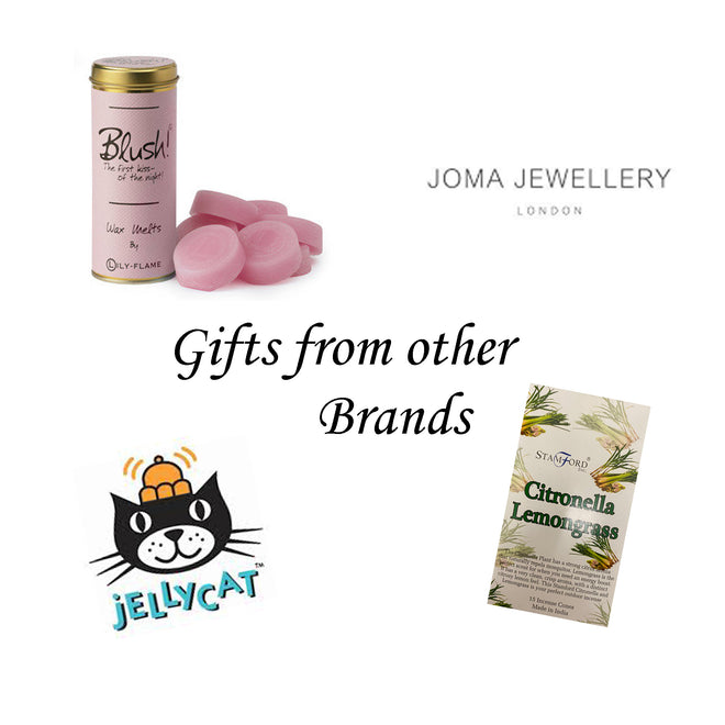 Gifts From Other Famous Brands