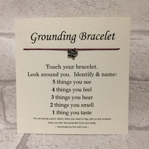 The Grounding  Wish Bracelet