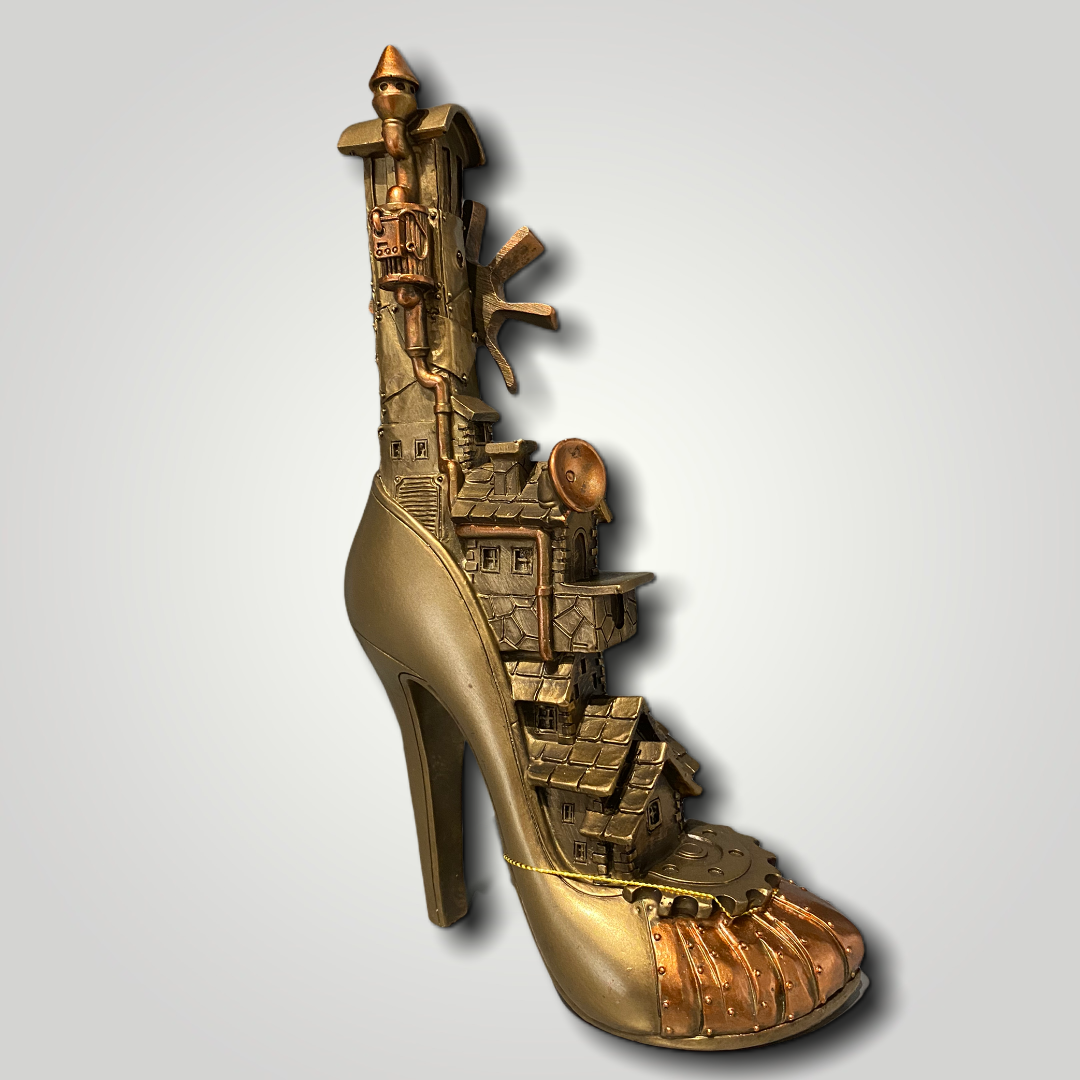 Steampunk Boot