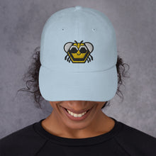 Load image into Gallery viewer, Baby Bee Laid-Back Dad Hat