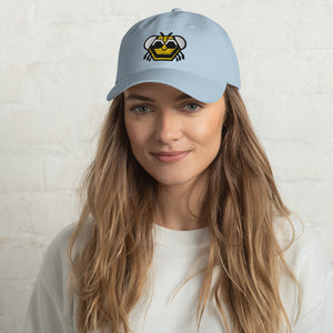 Baby Bee Laid-Back Dad Hat