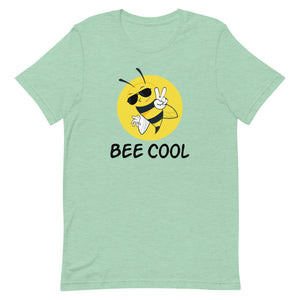 Bee Cool Short-Sleeve Unisex T-Shirt