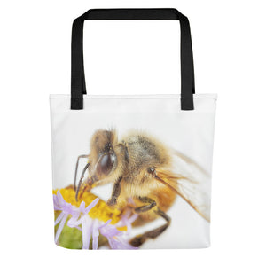 Beautiful Honeybee Tote Bag