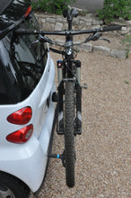 Load image into Gallery viewer, Smart Car Bike Rack Free2Go ForTheSmart easy fast lightweight