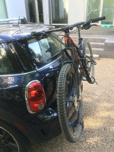 Bike Rack Mini-Cooper BMW Free2Go Forthemini