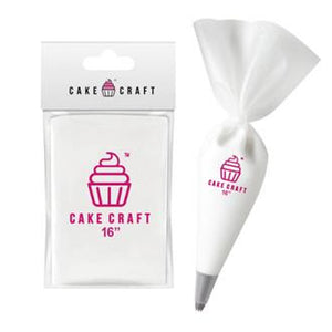 Cake Craft Piping Bag 16""