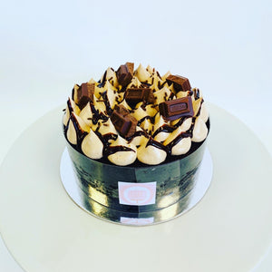 Party on the top Cake - Whittakers