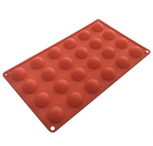 24 Cup Hemisphere Silicone Mould