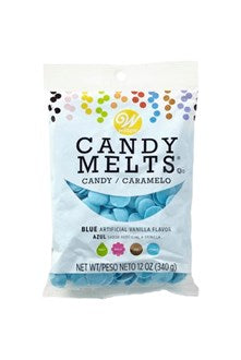 Wilton Candy Melts Chocolate - Blue