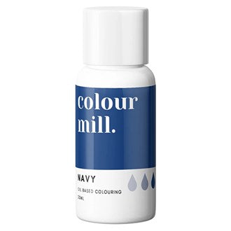 Colour Mill Oil Based Colouring 20ml Navy