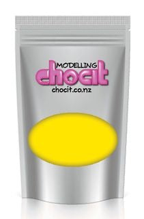 Chocit Chocolate Modelling Paste - Yellow 150g