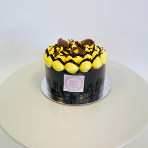 Party on the top Cake - Pineapple Lump