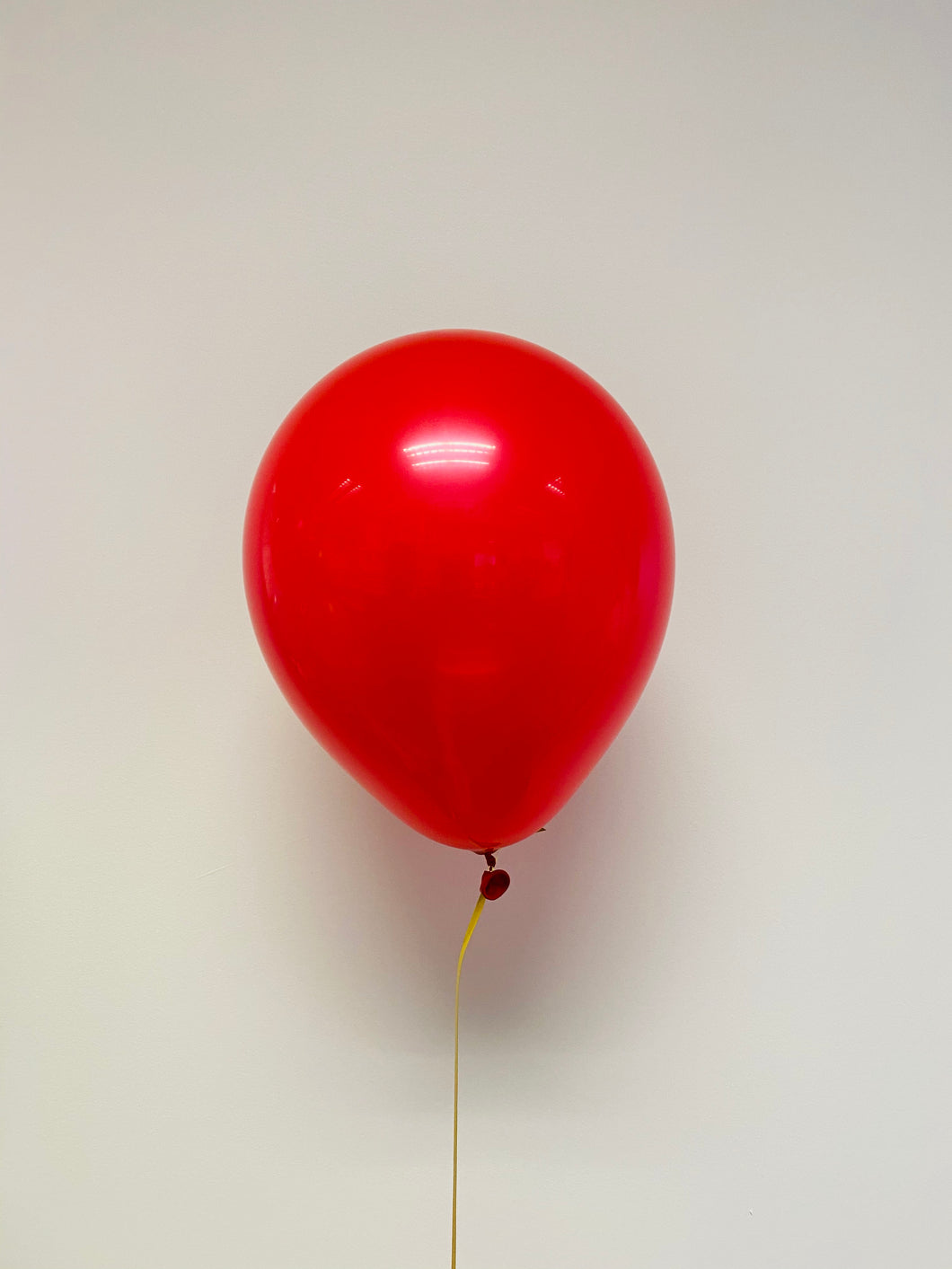 25cm Helium Balloon - Red