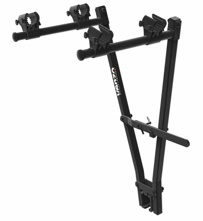 Cool Cornelius™ Bike Rack - VENZO 2  Tow Bar Hitch 2